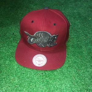 Cleveland Cavs Mitchell & Ness Hat